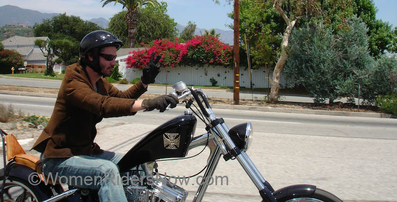 exclusive interview keanu reeves and his arch motorcycle company west coast chopper