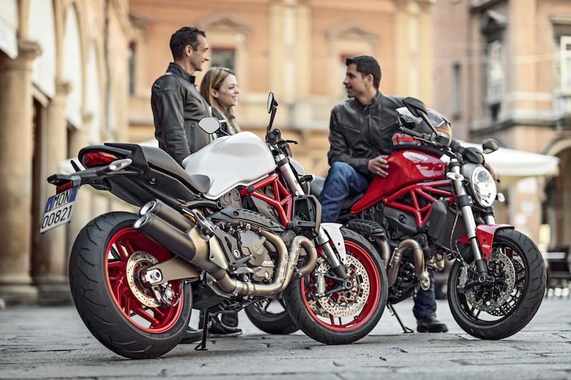 Review Ducati Monster 821