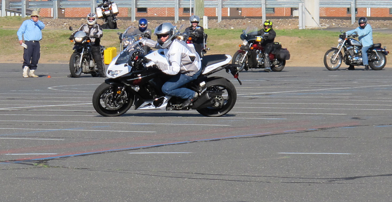 one day class for experienced riders msf advanced ridercourse skill