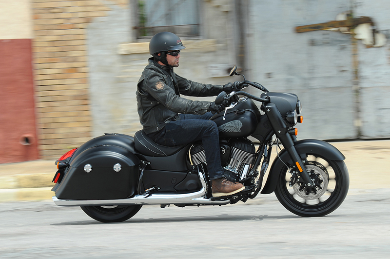 indian motorcycle unveils 2018 models
