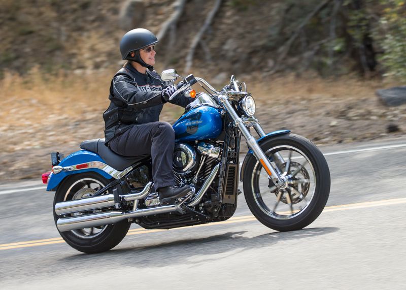 review 2018 harley-davidson softails tricia low rider