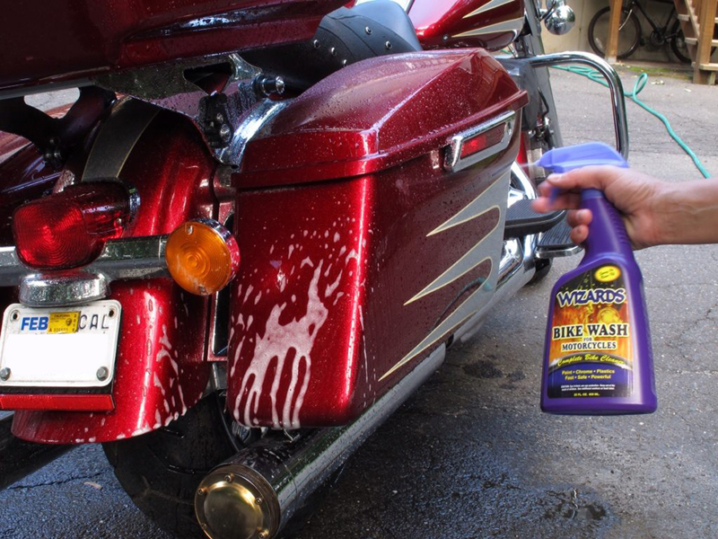 8 steps to prep your motorcycle for winter storage bike wash