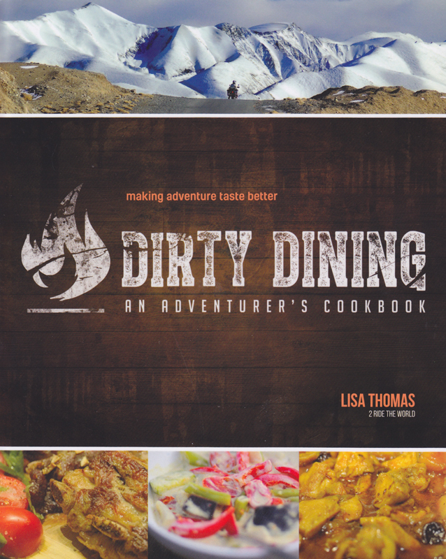 book preview dirty dining by lisa thomas front cover