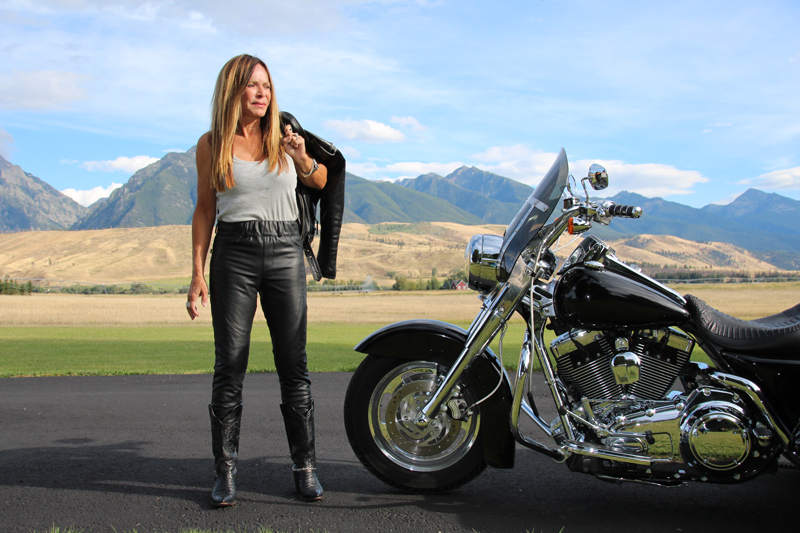 abrasion resistant jeggings to wear on your motorcycle harley road king