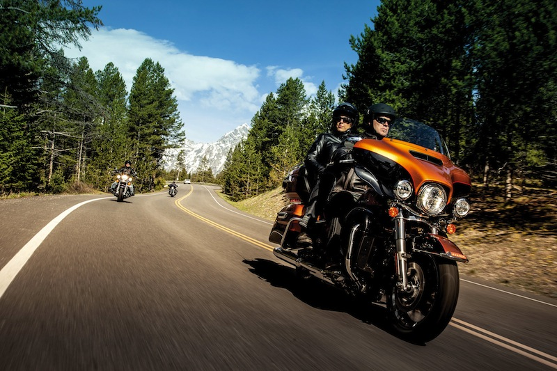 Harley-Davidson's Project RUSHMORE Electra Glide Ultra Limited