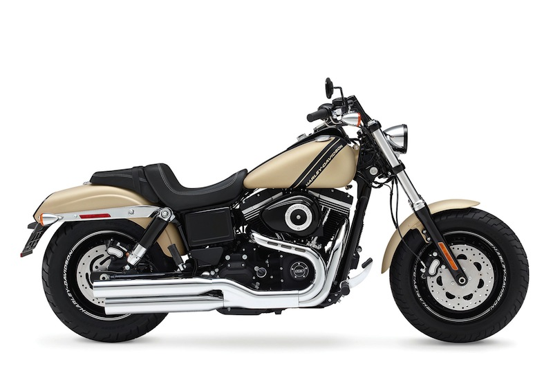 Harley-Davidson Unveils 2014 Makeovers Fat Bob