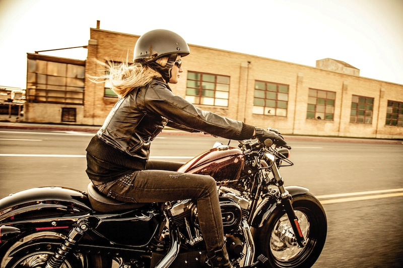 Upgrades Harley-Davidson Sportsters 2014 Forty-Eight