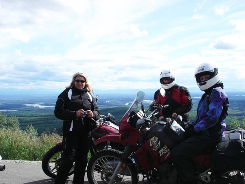 All Women Alaska Motorcycle Tour Reservations