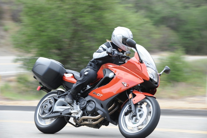 BMW F 800 GT Review Touring