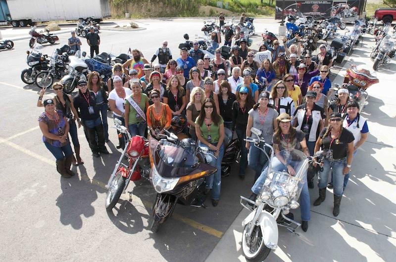 Women Rider Events Biker Belles 2013