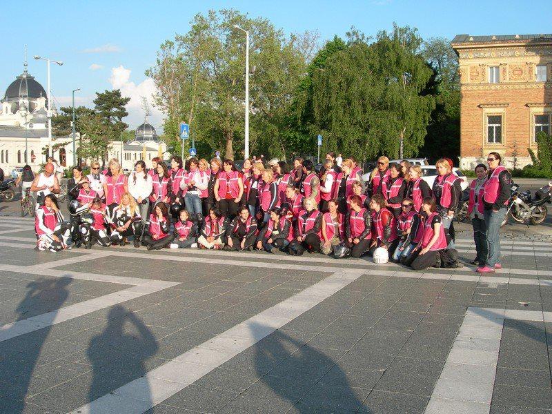 International Female Ride Day Budapest