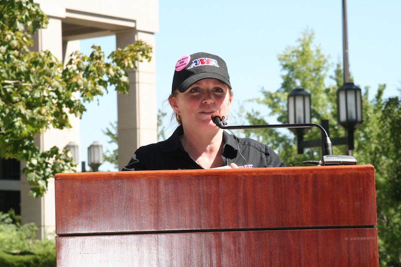 Maggie McNally AMA