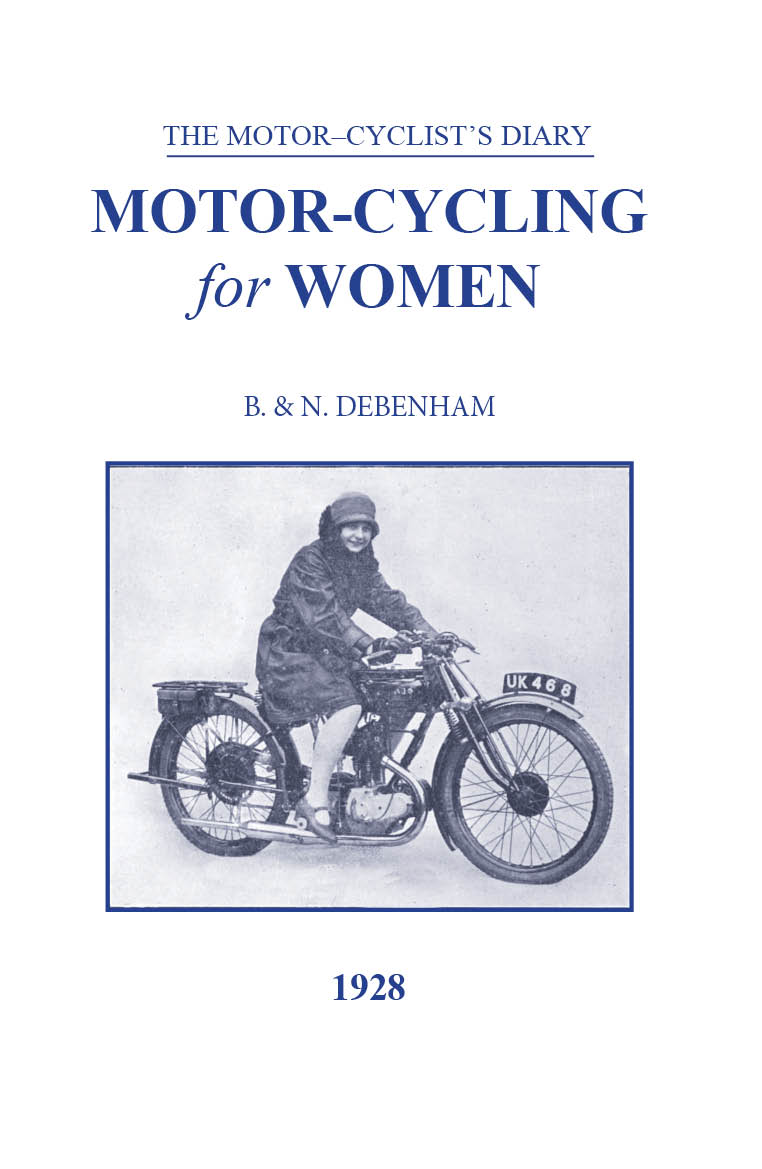 Book Review Motorcycling for Women