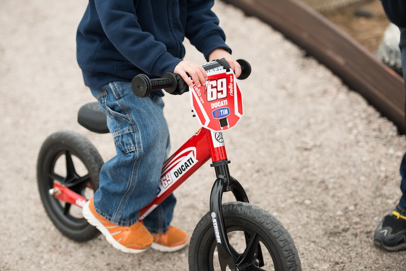 Strider Bikes Cool New Racing Model