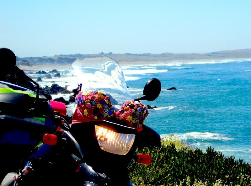 Motorcycle Road Trip Conga Ride