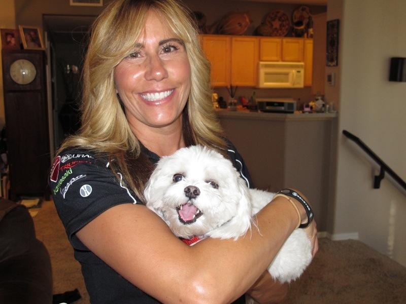 Valerie Thompson Profile Dog