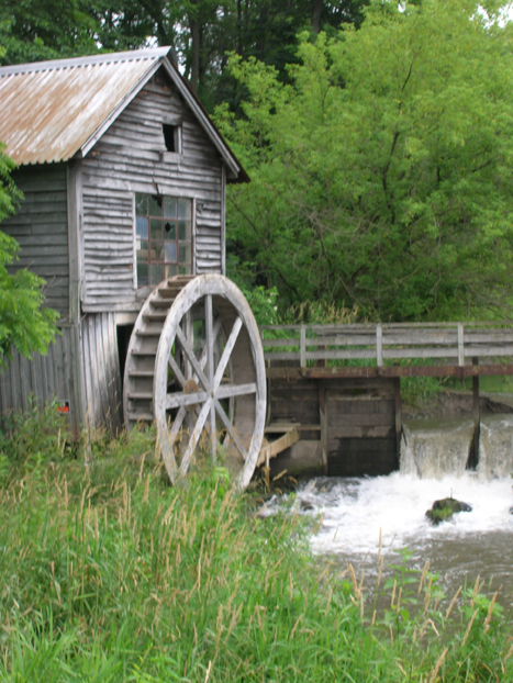 Motorcycle Tour Hydes Mill