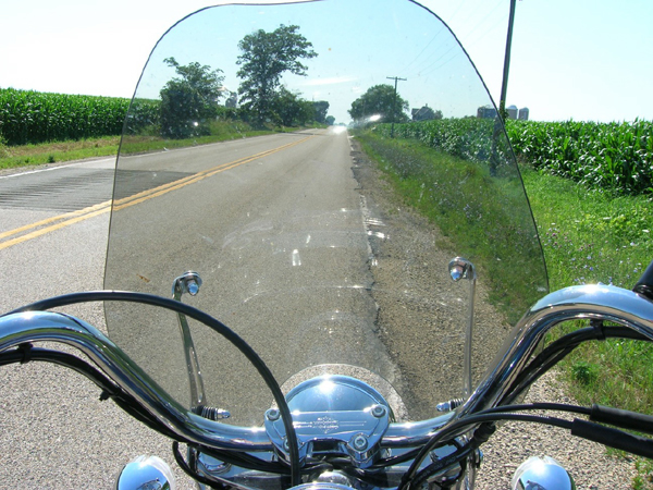 Motorcycle Tour southern wisconsin