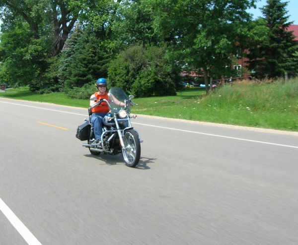 Motorcycle Tour Beth Beckwith