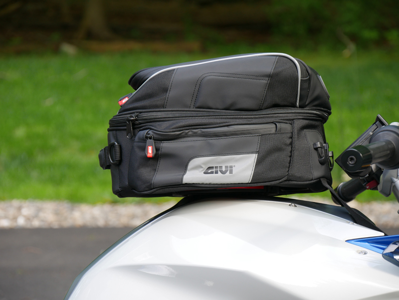 easy mount tank bags for standard sport sport-touring motorcycle XS306 BMW R 1200 RS