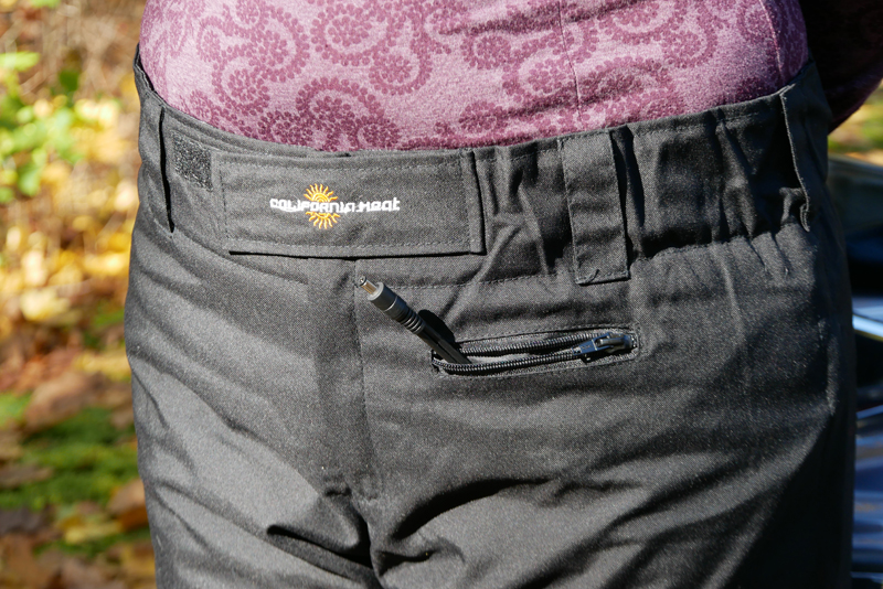 Review: California Heat Women's Electric Gear Pant Connection