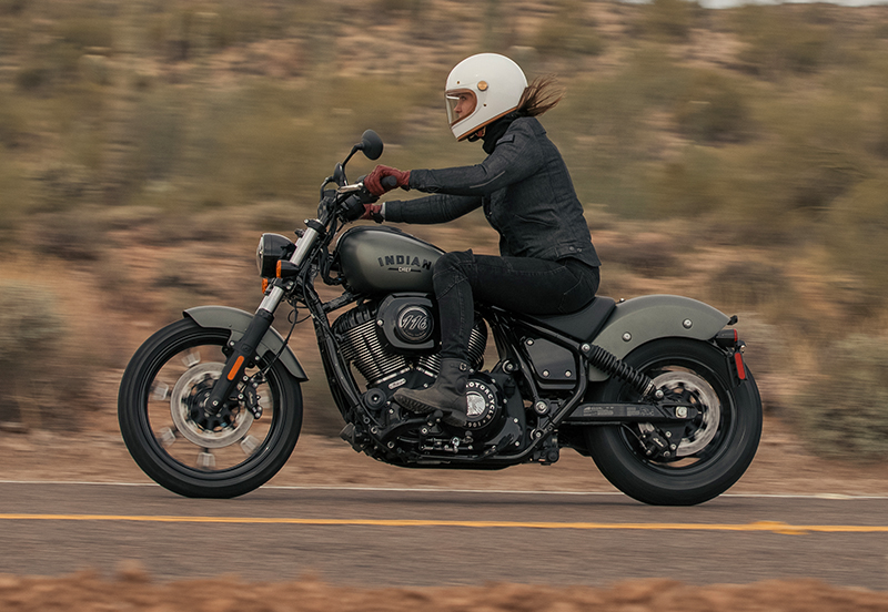 new motorcycle review 2022 indian motorcycle chief tall woman riding