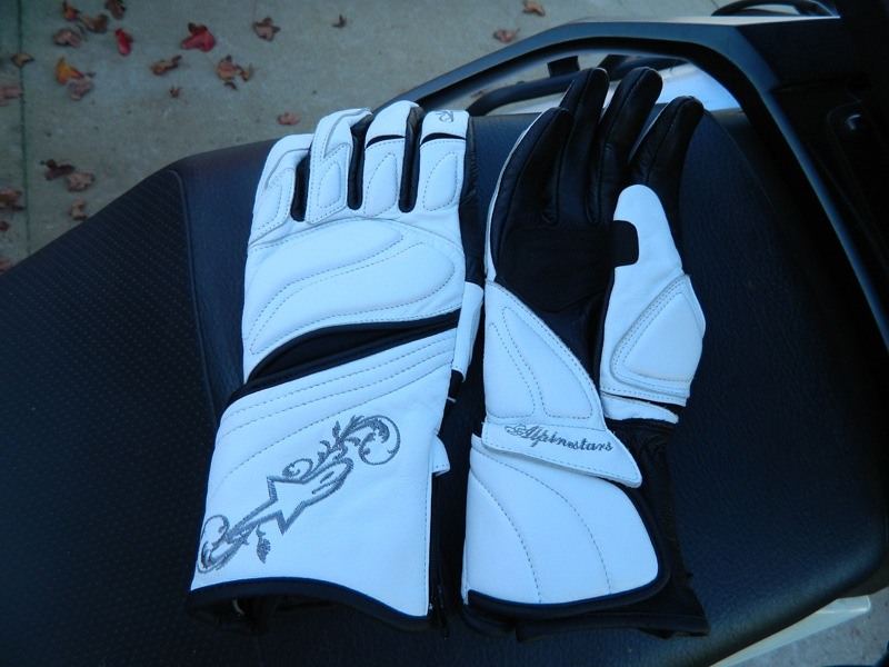 Alpinestars Stella Tyla Gloves Review