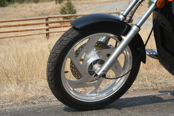 Review QLINK Legacy 250 Wheel