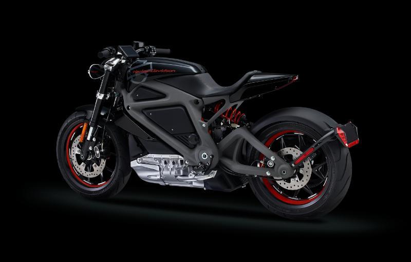 Harley-Davidson Introduces Electric Motorcycle