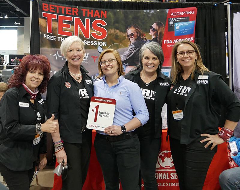 WRN Presents Winners at Denver IMS Hi-Dow TENS