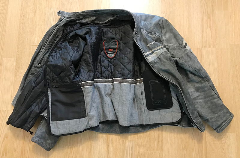 agv sport motorcycle jacket review palomar liner
