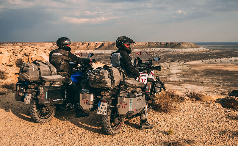 women riders now guide to motorcycle camping adv bikes sw motech