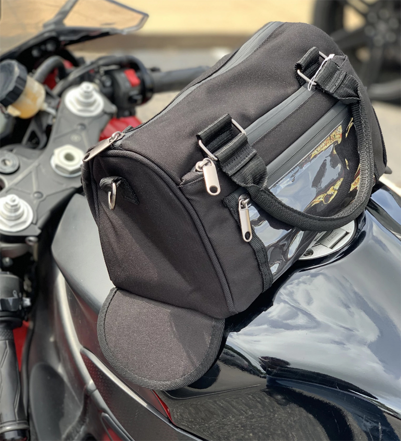 Women's Favorite Riding Gear, Products, and Accessories_Tank Purse