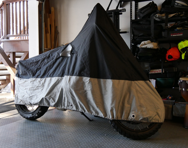 8 steps to prep your motorcycle for winter storage motorcycle cover bmw