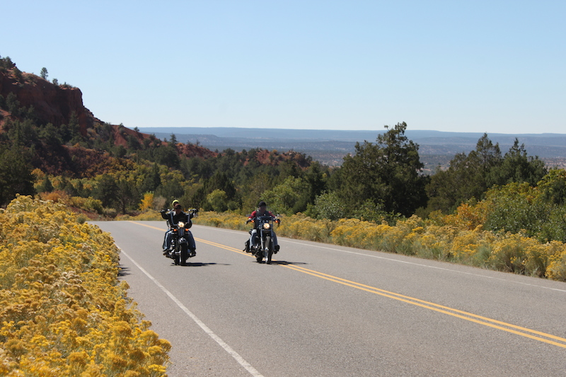Backroads With Betsy Riding the Rez Part 1 motorcycles