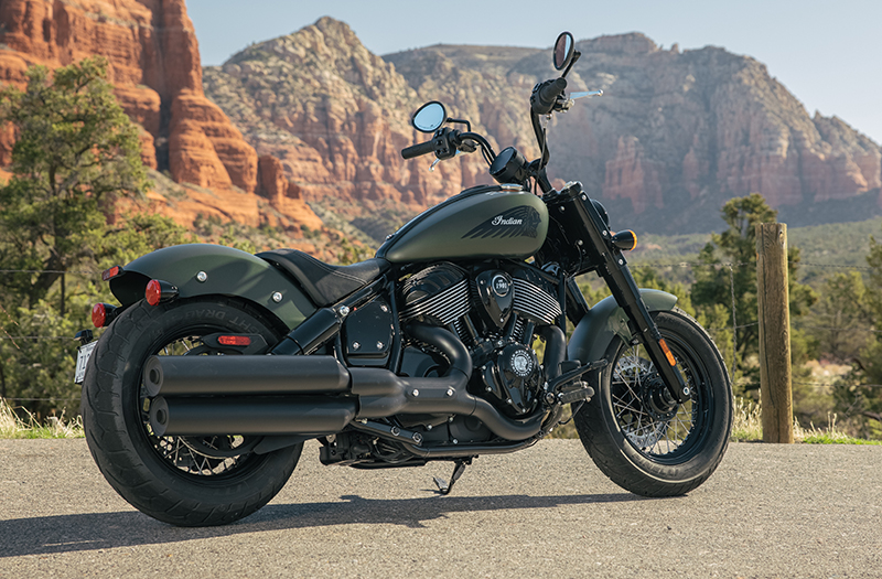 new motorcycle review 2022 indian motorcycle chief bobber green