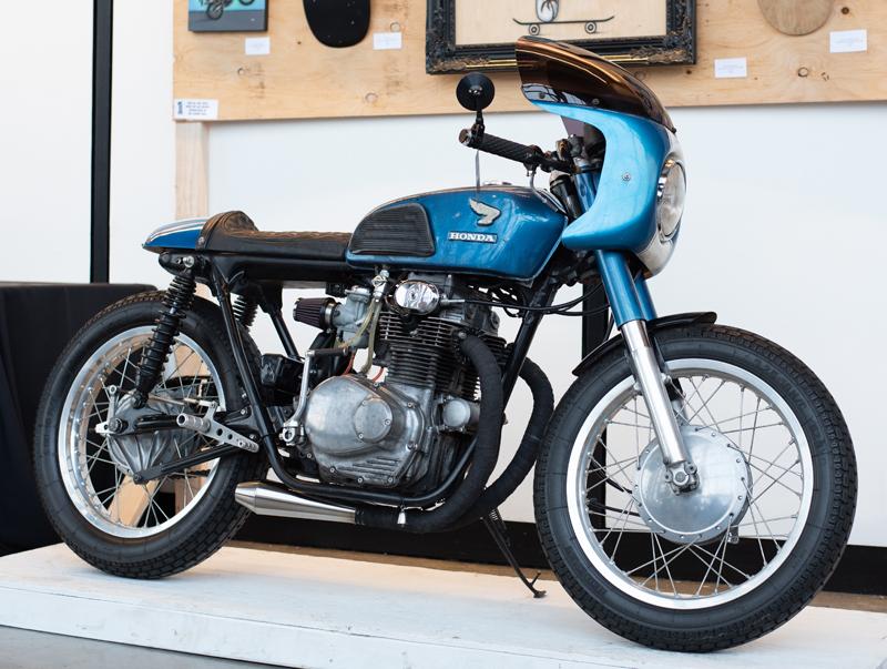 meet top women motorcycle builders now 1969 honda cb350 one moto show