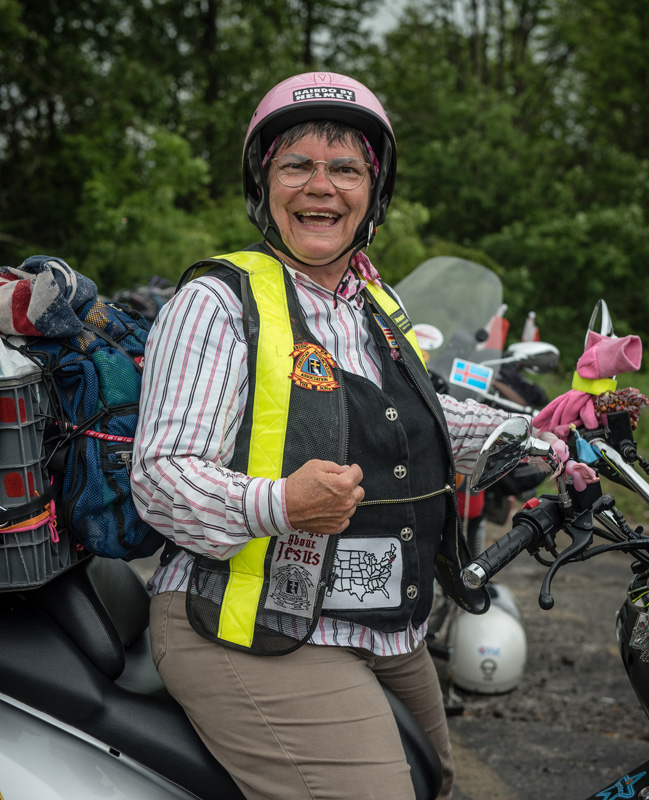 large scale womens motorcycle ride wraps up in san francisco madera