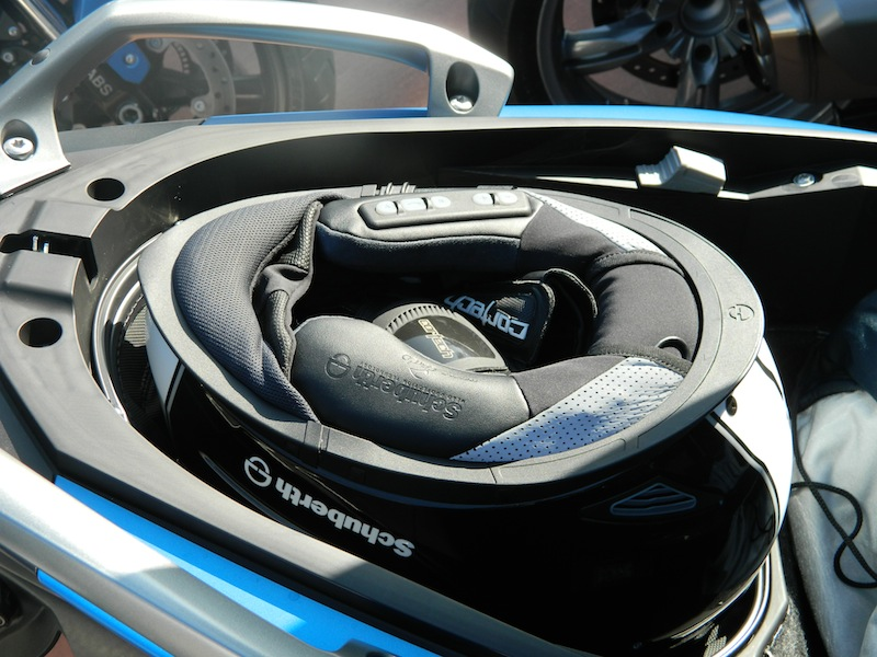 Storage BMW C 600 Sport Review