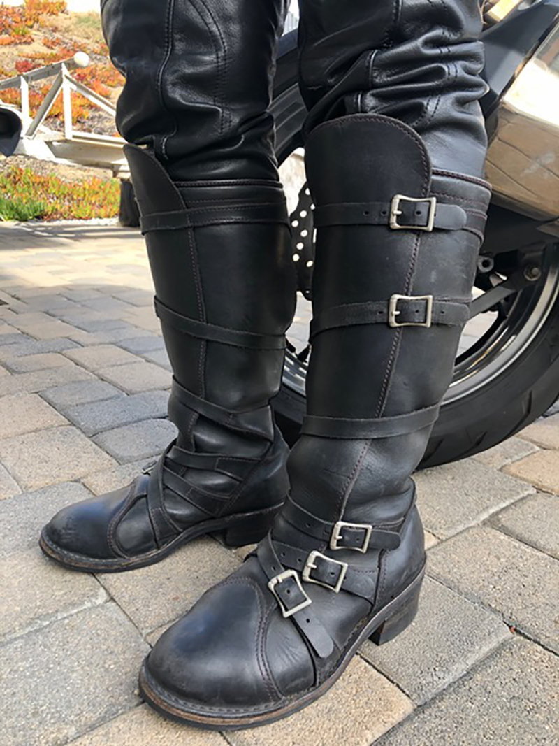 women riders now best picks favorite women's cruiser boots wesco tall custom