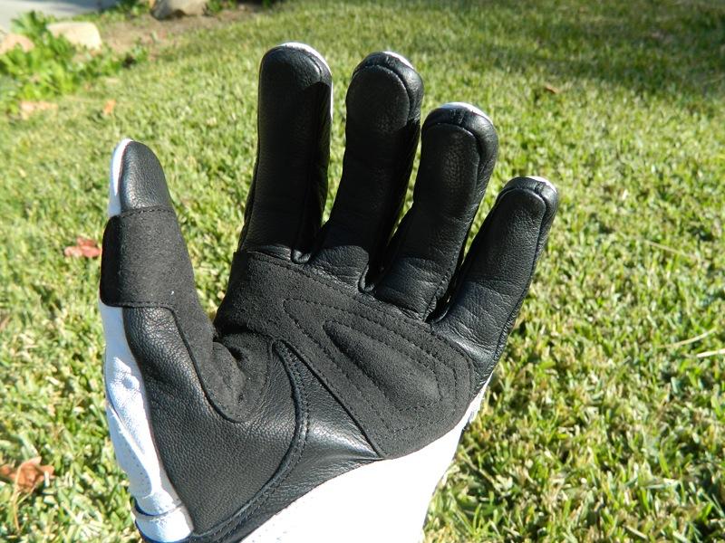 Alpinestars Stella Tyla Gloves Review Palm
