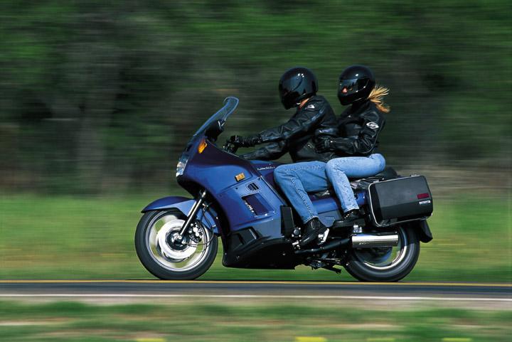 motorcycle passenger tips