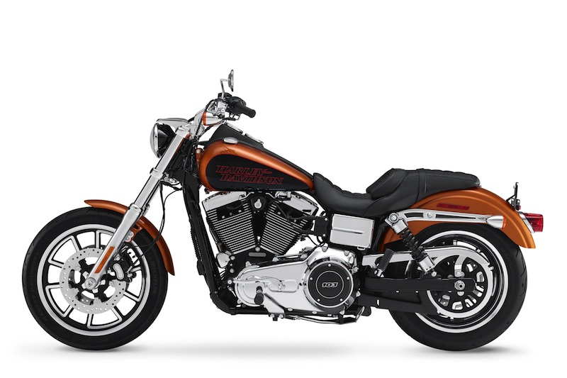 Motorcycle review 2014 Harley-Davidson Dyna Low Rider