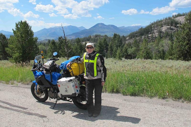 Safe Riding Motorcycle Mishap Liz Jansen