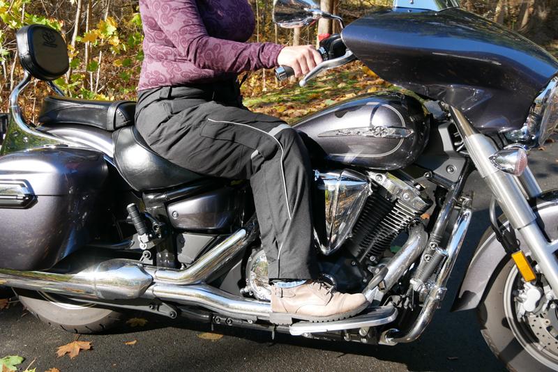 Review: California Heat Women's Electric Gear Pant Riding