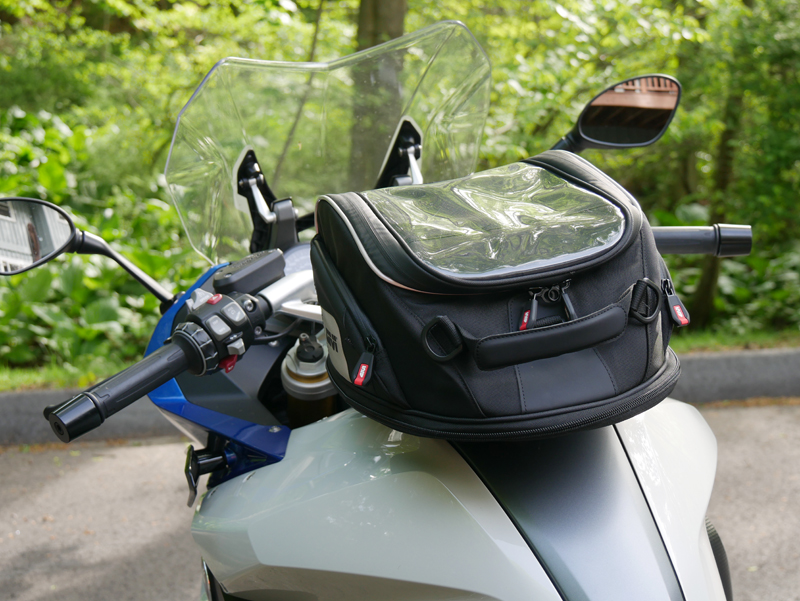 easy mount tank bags for standard sport sport-touring motorcycle BMW XS307 XStream