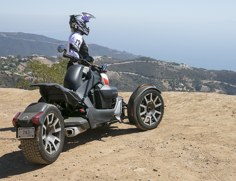 Three-Wheeler Review: Can-Am Ryker 900 Rally Edition