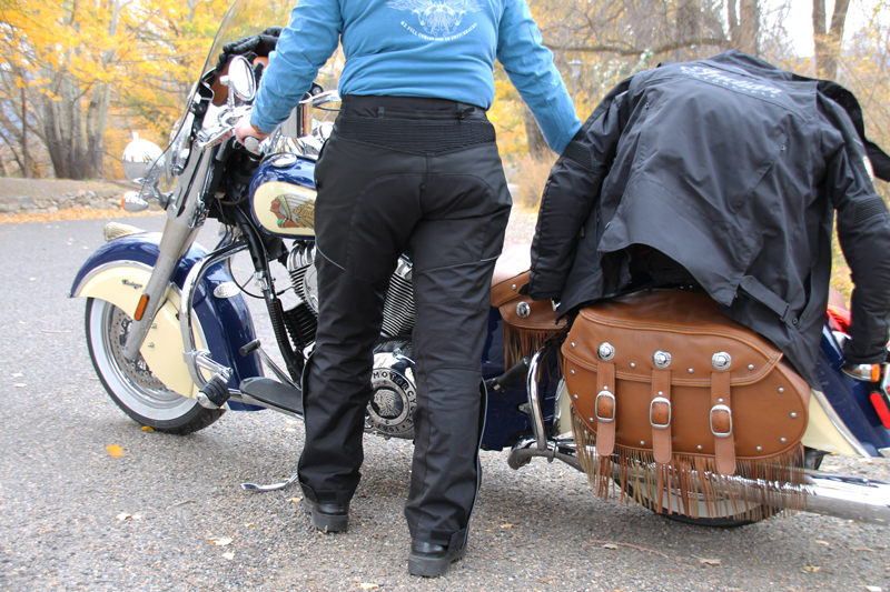 Review: Simple Waterproof Motorcycle Touring Pants Jacket Stretch Material