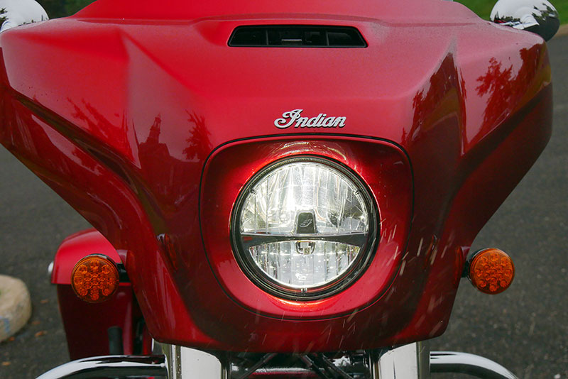 Review: 2019 Indian Motorcycle Chieftain Limited_ffront_fairing