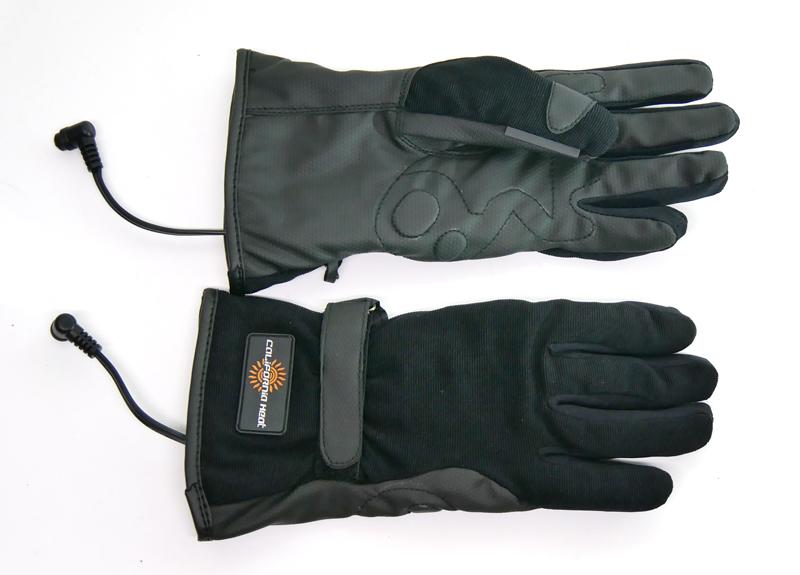Review: California Heat Women's Electric Gear Gloves